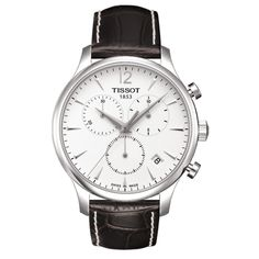 Bestselling luxury watches for men - swiss watches - Tissot Casual Watches, Cool Watches, Watches For Men, Popular Watches, Black Watches, Elegant Watches, Tissot Chronograph, Tissot Mens Watch, Men Watch