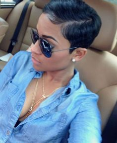 20 African American Short Pixie Haircuts 2018 Hairstyles For Black Women