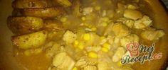 Recept Kuřecí s kukuřicí 30th, Sweets, Vegetables, Food, Raffaello, Gummi Candy, Candy, Essen, Goodies