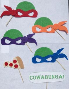 Choose Your Own Ninja Turtle TMNT Inspired by littlelivescount