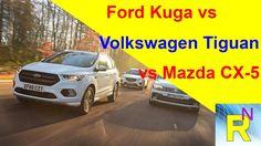 Car Review - Ford Kuga Vs Volkswagen Tiguan Vs Mazda CX-5 - Read Newspap...