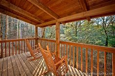 Pigeon Forge Cabin - A Secluded Paradise - 1 Bedroom - Sleeps 2