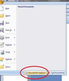 Girfa : Student Help: How to show swf(Flash) file in power point