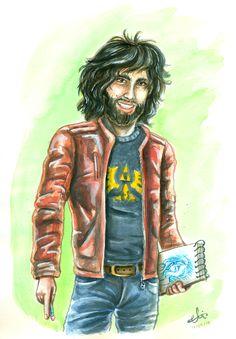 My alter ego: Elias