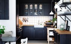 Ikea Laxarby kitchen