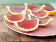 Pink Lemonade Shots recipe via Food Network