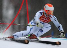 DAY 12:  Jessica Lindell-Vikarby of Sweden competes during the Alpine Skiing Women's Giant Slalom http://sports.yahoo.com/olympics