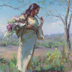 Daniel Gerhartz, Fine Art Painter Old Master, American Academy Of Art, American Artists, Nicolai Fechin, Sculpture, Beautiful Paintings, Beautiful Drawings, Woman Painting, Figure Painting