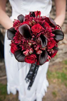 Alternative Wedding Flowers Kent London South East - Fearless Florals | Portfolio...