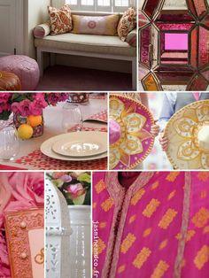 décoration marocaine orientale