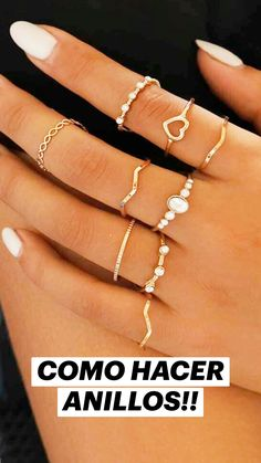 Cute Jewelry, Jewelry Crafts, Instruções Origami, Handmade Wire Jewelry, Bijoux Diy, Diy Arts And Crafts, Diy Earrings, Barbie, Diy Fashion