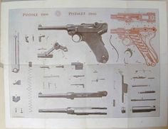 1900 Swiss Ord. French language Luger manual Loading that magazine is a pain! Get your Magazine speedloader today! http://www.amazon.com/shops/raeind