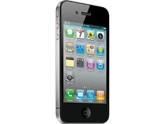 The Apple iPhone 4 - 8 GB Smartphone is a cutting-edge smartphone for users who demand excellence in mobile phone technology. The Apple iPhone 4 Smartphone Iphone 4s, Apple Iphone 6, Iphone 8 Plus, Android Ou Iphone, Smartphone Apple, Smartphone Hacks, Free Iphone, Iphone Shop, Shopping