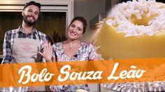 Bolo Souza Leão - Carol e Murilo - Receita Bake Off Brasil
