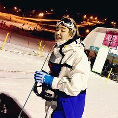 올겨울 마지막 꿀잼 허니잼 막잼  #보드 #스키장