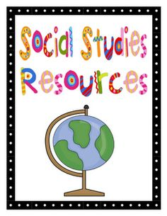 Notebook cover for Social Studies Useful for upper grades, using dividers for grade levels for each subject.
