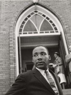Dan Weiner, [Martin Luther King, Jr.], 1956 (1984.13)