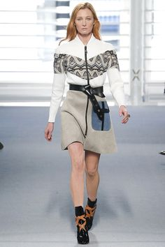 Louis Vuitton Fall 2014 RTW - Runway Photos - Fashion Week - Runway, Fashion Shows and Collections - Vogue