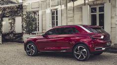 Este concept car prefigura el futuro SUV de la Línea DS de Citroën