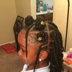 Dare to be different Copper treatment ? Dare to be different ? Lil Girl Hairstyles, Girls Natural Hairstyles, Natural Hairstyles For Kids, Kids Braided Hairstyles, My Hairstyle, Kids Crotchet Hairstyles, Natural Hair Styles Kids, Black Toddler Girl Hairstyles, Mixed Kids Hairstyles