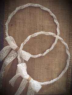 Στέφανα γάμου vintage... Wedding Crafts, Diy Wedding, Rustic Wedding, Wedding Decorations, Greek Wedding Traditions, Tiaras And Crowns, Plan Your Wedding, Getting Married, Crochet Necklace
