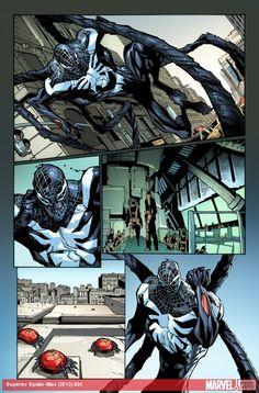 Images From Superior Spider-Man (2013 - Present) | Marvel.com