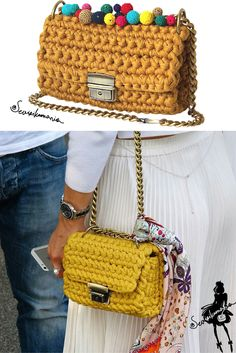 Trendy yellow crossbody bag | bohemian crossbody bag | fall trend 2016