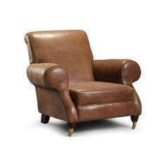 Renato Brown Cato Chair