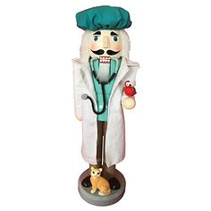 #Sponsored Veterinarian Nut Cracker.