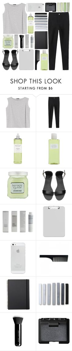 """ROLLING THUNDER"" by glowing-eyes ❤ liked on Polyvore featuring MANGO, Williams-Sonoma, Crabtree & Evelyn, Laura Mercier, Korres, Sparco, Imm Living, Muji, Marc Jacobs and NARS Cosmetics"