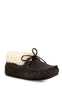 4e2ad6e72f9 Junior Jackie Faux Fur Lined Bootie Slipper (Women)