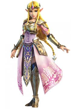 Check Out These High-Res Hyrule Warriors Promotional Art