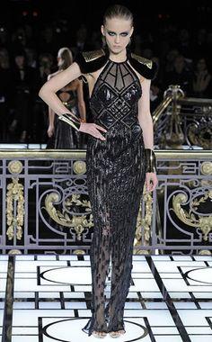 Atelier Versace Kicks Off Paris SS13 Couture Shows - 44FashionStreet.com
