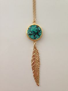 Lost Native - Mosaic Long Necklace