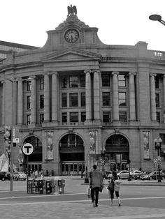 South Station, Boston