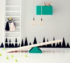playroom - Styled from Susanna Vento for DEKO Indoor Playground, Kids Corner, Kidsroom, Kid Spaces, Kids Decor, Boy Decor, Wall Decor, Decoration, Kids Bedroom