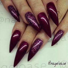 Purple and sparkles always works