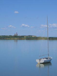 Block Island and Sailing