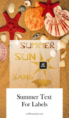 Beautiful summer text! Use this text on #cards #labels #banner #stationery #t-shirt #illustration #sun #sand #illustrationart Graphic Design Illustration, Illustration Art, Illustrations, Golden Pattern, Golden Sun, Small Businesses, Favorite Things, Shops, Illustration
