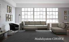 Die Elemente des FEYDOM Modulsofa CHOICE lassen sich in unterschiedlichster Weise kombinieren. Ohne Werkzeug und ganz einfach. Verschiedene Farben und Stoffe passen zu fast jeder Einrichtung. Mehr Infos zum System auf FEYDOM-Modulsofa.de oder per Mail anfordern. Design muss nicht teuer sein.