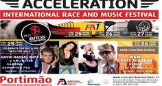 Xutos e Pontapés no Acceleration 2014 no próximo fim de semana! | Algarlife