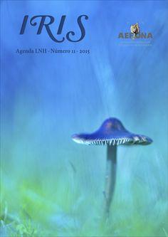 Agenda LNH iris n.º 11. Revista digital de AEFONA (Asociación Española de Fotógrafos de Naturaleza).  Edición de textos, diseño y maquetación.