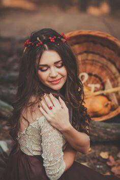 Венок вместо фаты! | 32 сообщений | Блоги невест на Невеста.info