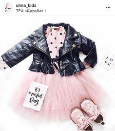 Ugh so cute bday fit Little Girl Closet, Little Girl Outfits, Cute Outfits For Kids, Little Girl Fashion, Toddler Girl Outfits, Toddler Fashion, Kids Fashion, Toddler Girl Style, Outfits Niños