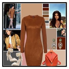 """""""Create Kylie's Look"""" by lanadelnotyou ❤ liked on Polyvore featuring Topshop and KylieJenner"""