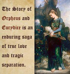 Story of Orpheus and Eurydice - Greek mythology