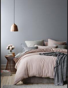 Les plus beaux interieurs scandinaves vus sur Pinterest chambre cosy