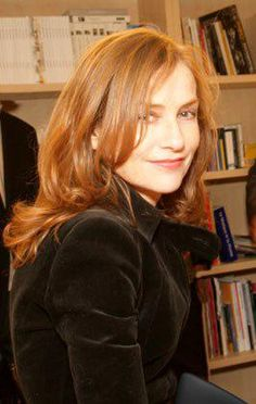 Isabelle Huppert - Birthday today March 16