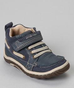 Another great find on #zulily! Navy SRT Toby Shoe by Stride Rite #zulilyfinds