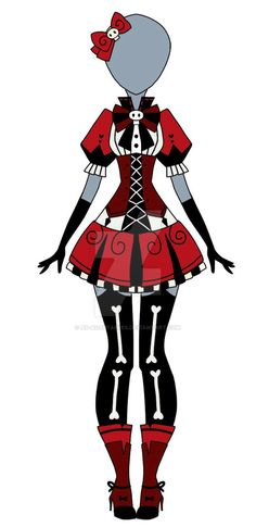 custom outfit by AS-Adoptables.deviantart.com on @DeviantArt